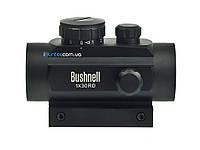 Коллиматорный прицел Bushnell 1x30 RD, фото 1