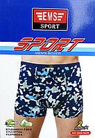 Труси чоловічі, боксери EMS Sport. Бамбук EMS-N029