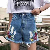 Шорты джинсовые W03