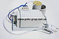 Сборка пускового оборудования на пластину