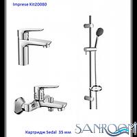 Imprese Kit 20080 Набор смесителей для ванной.