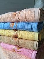Банное полотенце одуванчик