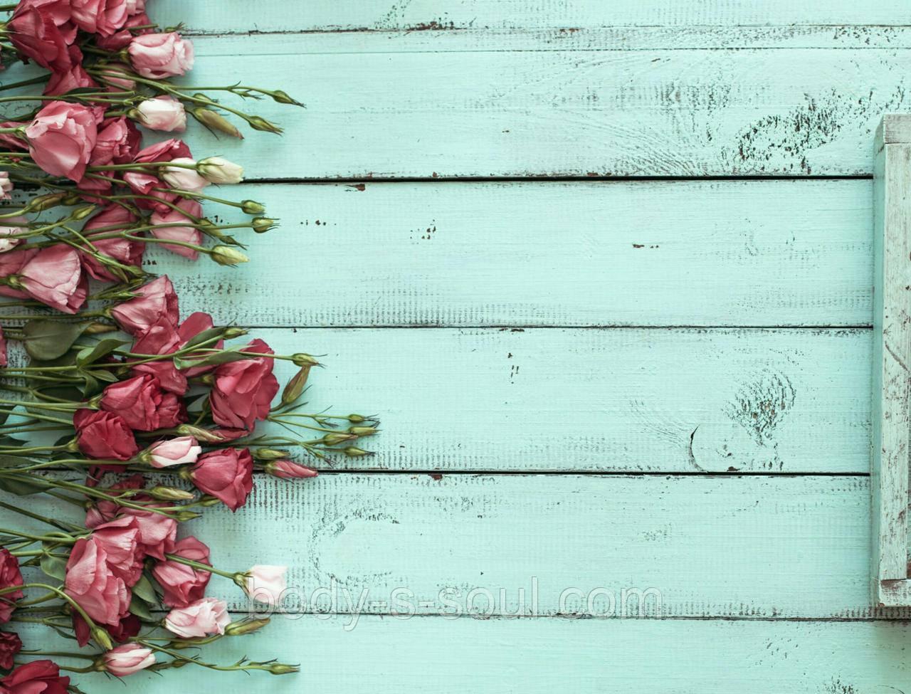 Фотофон виниловый, Бутоны роз