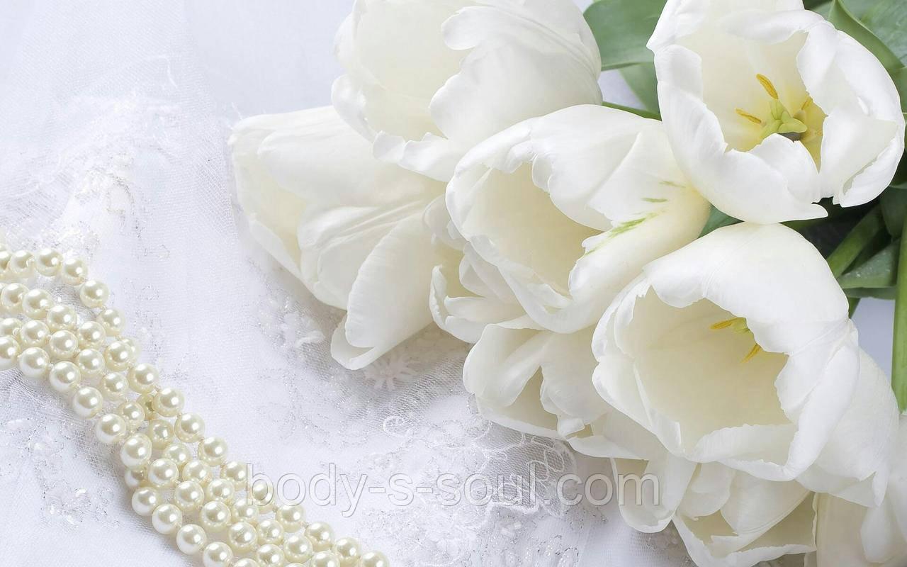 Фотофон вініловий, Білі тюльпани