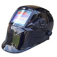 Профессиональная сварочная маска Хамелеон с 4 датчиками FORTE МС-9000