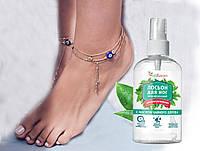 Лосьон для ног с маслом чайного дерева