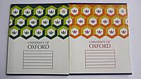 "Тетрадь школьная 18лис,клетка ""Oxford"".Зошит шкільний 18 ар,клітинка ""Oxford"".Школьная тетрадь в клетку, 18 ли"