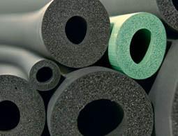 Трубная изоляция на основе каучука толщина 9 мм