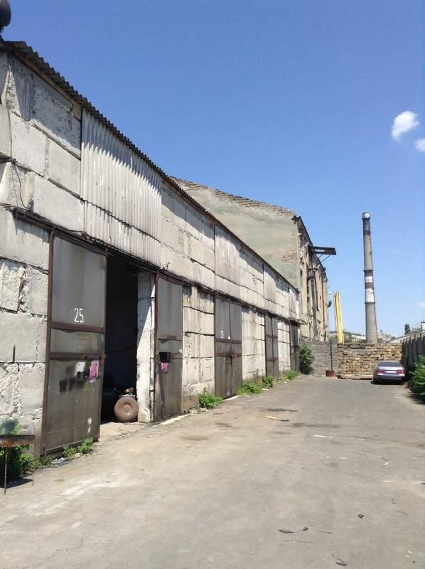 Продажа складских помещений и административного здания, Суворовский район, улица Черноморского Казачества