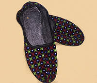 Тапочки женские текстильные 1706/20