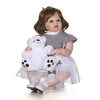 Кукла rebor.Кукла реборн.Пупс., фото 1