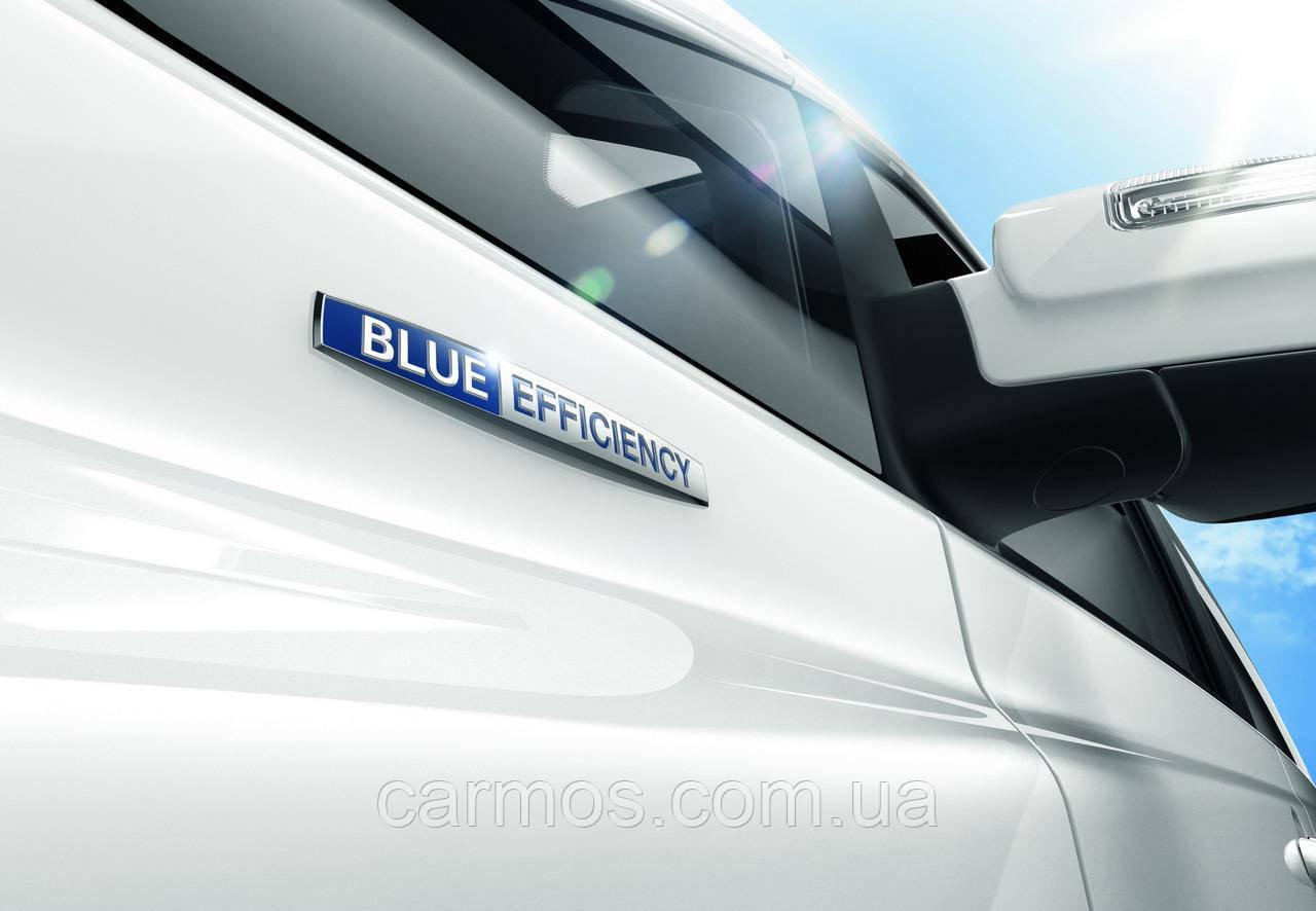 Надпись Blue Efficiency - Mercedes Vito W638 (Копия оригинала)