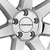 Оригинальные диски VOSSEN CV7 Silver Polished (R20x10 PCD5x112 ET45 HUB66.56), фото 3
