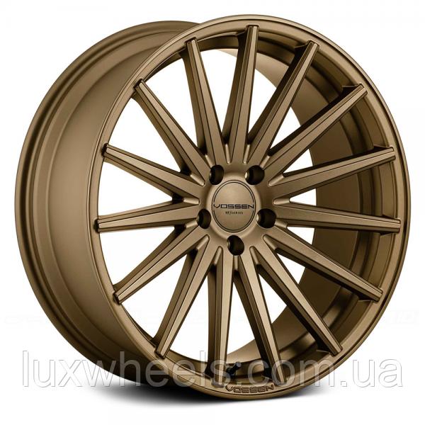 Диски VOSSEN VFS2 Satin Bronze (R19x9 PCD5x120 ET35 HUB72.56)