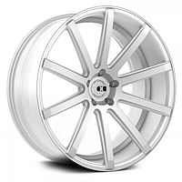 Автомобильные диски XO LUXURY TOKYO Brushed Silver (R20x8.5 PCD5x112 ET32 HUB66.6)