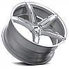 Диски XO LUXURY ST. THOMAS Chromed Silver (R20x8.5 PCD5x112 ET32 HUB66.6), фото 3