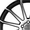 CONCAVO CW-12 Matte Black Machine Face (R20x9 PCD5x120 ET35 HUB72.6), фото 3