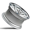 ROHANA RC10 Machine Silver (R20x11 PCD5x112 ET28 HUB66.6), фото 4