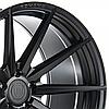 ROHANA RF1 Matte Black (R20x10 PCD5x120 ET25 HUB74.1), фото 3