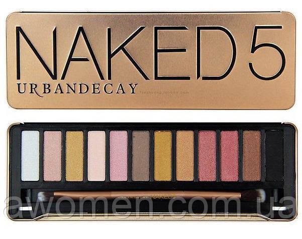 Тени Naked 5