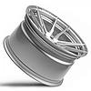 ROHANA RF2 Brushed Titanium (R19x8,5 PCD5x112 ET25), фото 4