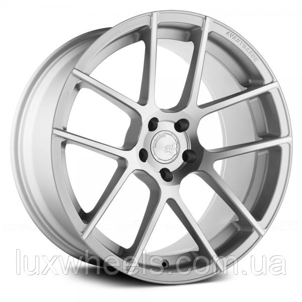 AVANT GARDE M510 Satin Silver (R20x10 PCD5x112 ET35 HUB66.56)