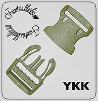 Фастекс YKK 4cм олива