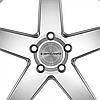 CONCAVO CW-5 Matte Grey Machine Face (R20x9 PCD5x120 ET35 HUB72.6), фото 4
