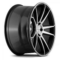 Диски CONCAVO CW-S5 Matte Black Machine Face для BMW (R20x10.5 PCD5x120 ET42 HUB72.6)