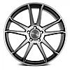 CONCAVO CW-S5 Matte Black Machine Face для BMW (R20x10.5 PCD5x120 ET42 HUB72.6), фото 2