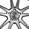 CONCAVO CW-S5 Matte Black Machine Face для BMW (R20x10.5 PCD5x120 ET42 HUB72.6), фото 4
