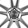 CONCAVO CW-S5 Matte Grey Machine Face (R20x10.5 PCD5x114.3 ET45 HUB73.1), фото 3