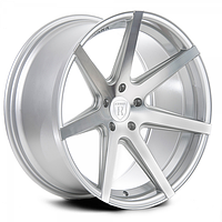 ROHANA RC7 Machine Silver (R20x10 PCD5x120 ET37 HUB72.56)