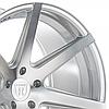 ROHANA RC7 Machine Silver (R20x10 PCD5x120 ET37 HUB72.56), фото 3