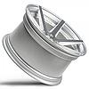 ROHANA RC7 Machine Silver (R20x10 PCD5x120 ET37 HUB72.56), фото 4