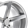 ROHANA RC22 Machine Silver (R20x10 PCD5x120 ET25 HUB72.56), фото 3