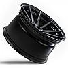 ROHANA RF1 Matte Black (R20x11 PCD5x120 ET28 HUB74.1), фото 4