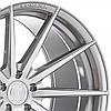 ROHANA RF1 Brushed Titanium (R20x10 PCD5x120 ET40 HUB72.56), фото 3