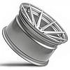 ROHANA RF1 Brushed Titanium (R20x10 PCD5x120 ET40 HUB72.56), фото 4