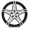 Авто диск XO LUXURY CARACAS Brushed Black (R20x10 PCD5x120 ET42 HUB72.56), фото 3