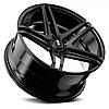 XO LUXURY CARACAS Matte Black (R20x10 PCD5x112 ET42 HUB66.6), фото 2
