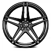 XO LUXURY CARACAS Matte Black (R20x10 PCD5x112 ET42 HUB66.6), фото 3