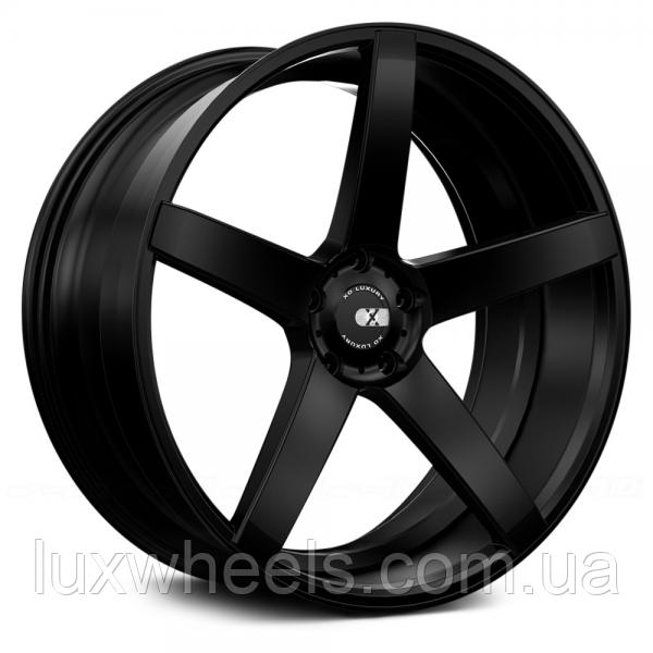 Колесные диски XO LUXURY MIAMI Matte Black (R20x10 PCD5x120 ET42 HUB72.56)