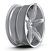 Оригинальные диски XO LUXURY ST. THOMAS Chromed Silver (R20x10 PCD5x112 ET42 HUB66.6), фото 4