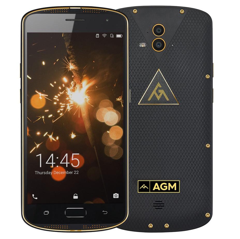Смартфон AGM X1 IP68 (оригинал)