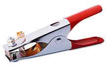 Клемма массы 300A красные ручки (малая) VITA длина 17.