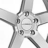 Авто диски VOSSEN CV3-R Mettalic Gloss Silver (R22x10.5 PCD5x112 ET30 HUB66.56), фото 3