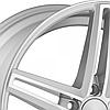 Литые диски VOSSEN CV5 Silver Polished (R20x10.5 PCD5x114,3 ET45 HUB73.1), фото 2