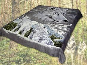 Мікрофібра TRUE LOVE Вовки