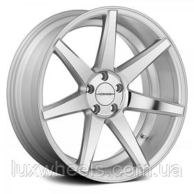 VOSSEN WHEELS CV7 R19 W10 PCD5X112ET36DIA66.6 Silver Polished